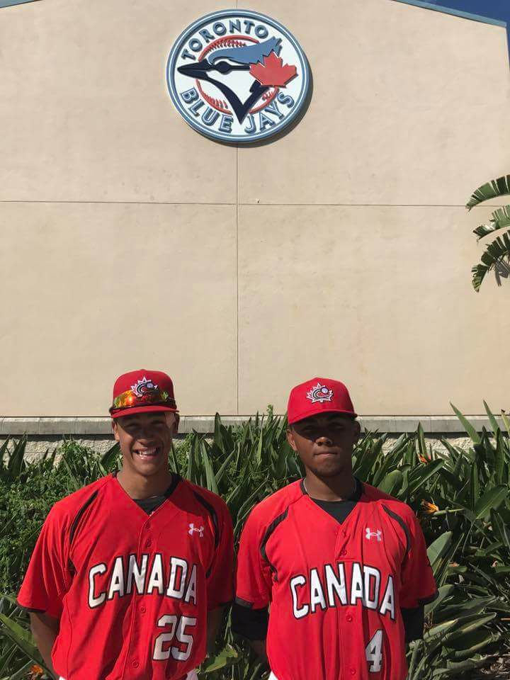 Valero and Smith Named to Team Canada JNT Spring Training Roster